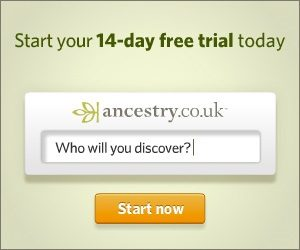 Ancestry Family Tree Search
