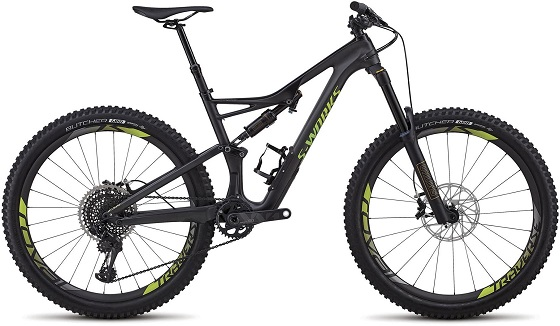 Specialized Carbon Mountain Bike