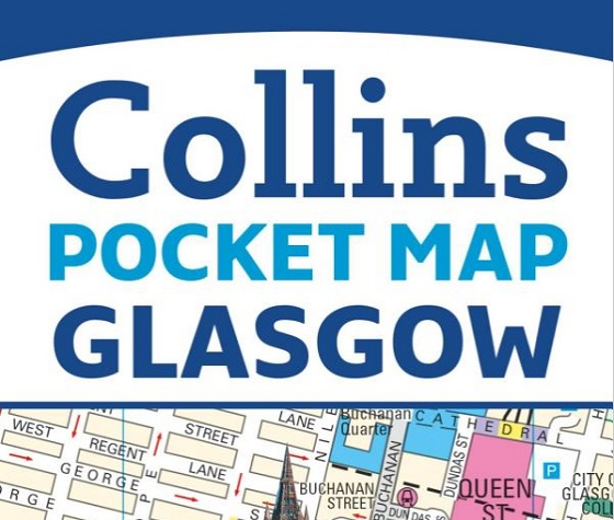 Glasgow Pocket Map and Tourist Guide