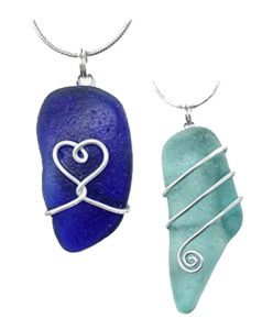 Scottish Sea Glass Jewellery